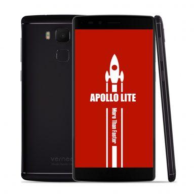 """€ 18 הנחה Vernee אפולו לייט Smartphone W / משלוח חינם מ TOMTOP טכנולוגיה ושות 'בע""""מ"""