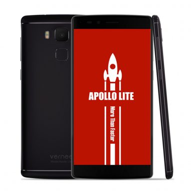 15% OFF Vernee Apollo Lite Smartphone w/ Free Shipping from TOMTOP Technology Co., Ltd