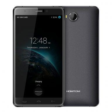 """$ 199.99 רק HOMTOM HT10 4G Smartphone פרסילה w / משלוח חינם מ TOMTOP טכנולוגיה ושות 'בע""""מ"""
