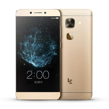 19% OFF Letv LeEco Le 2 X527 4G 3GB RAM+32GB ROM Smartphone,limited offer $162.99 from TOMTOP Technology Co., Ltd