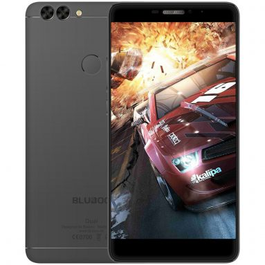Tambahan $ 35 OFF BLUBOO Dual Smartphone dari TOMTOP Technology Co., Ltd