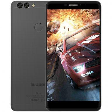 Ekstra $ 35 KAPALI BLUBOO Çift Smartphone TOMTOP Technology Co, Ltd