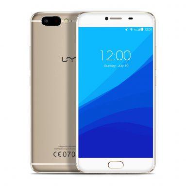 PRESALE $ 219.99 UMi Z 5.5inch 4GB RAM 32GB ROM MTK Helio X27 Deca-Core Smartphone tvrtke TOMTOP Technology Co., Ltd