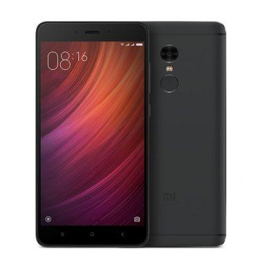 42% Tắt Xiaomi Redmi Lưu ý 4 Điện thoại thông minh 3GB RAM + 32GB ROM -Black, giới hạn cung cấp $ 142.99 từ TOMTOP Technology Co., Ltd