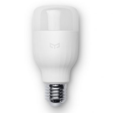 35% OFF Xiaomi Mi Yeelight LED Wifi Remote Control Smart Bulb,limited offer $11.1 from TOMTOP Technology Co., Ltd