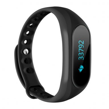 $9.99 Only CUBOT V1 Smart Band Flash Sale(20PCS Limited) from TOMTOP Technology Co., Ltd