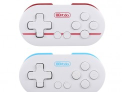 $5 OFF 8Bitdo FC ZERO Wireless Game Controller,free shipping $9.99(code:DSFCCTRL) from TOMTOP Technology Co., Ltd