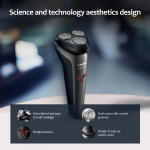 €37 with coupon for PHILIPS Wet and Dry Dual Use Men Electric Shaver from TOMTOP