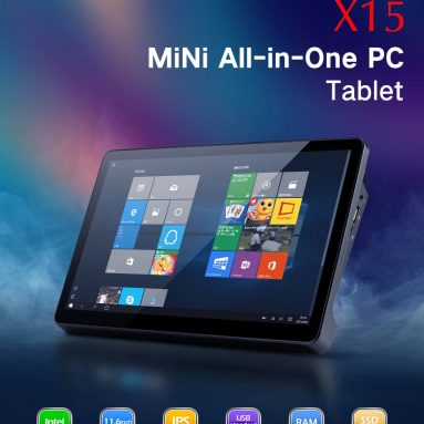 326 يورو مع قسيمة لـ PIPO X15 Intel Core i3-5005U 8GB RAM 180GB SSD 11.6 Inch Windows 10 TV BOX Tablet من BANGGOOD