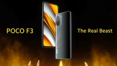 €329 with coupon for POCO F3 Global Version 6.67 inch 120Hz E4 AMOLED Display 8GB 256GB 48MP Triple Camera 4520mAh NFC Snapdragon 870 5G Smartphone from BANGGOOD