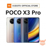 €181 with coupon for POCO X3 Pro Global Version Snapdragon 860 6GB 128GB 6.67 inch 120Hz Refresh Rate 48MP Quad Camera 5160mAh Octa Core 4G Smartphone from BANGGOOD