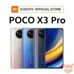 € 181 com cupom para POCO X3 Pro Global Version Snapdragon 860 6GB 128GB 6.67 polegadas 120Hz Taxa de atualização 48MP Quad Camera 5160mAh Octa Core 4G Smartphone da BANGGOOD