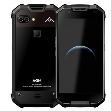 33% OFF AGM X2 SE 4G Smartphone IP68 Waterproof 6GB + 64GB, oferta limitada $ 429.99 de TOMTOP Technology Co., Ltd