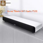 €141 with coupon for PUNOS PS-20 All-In-One Home Theater TV Soundbar bluetooth Speaker 60W 2.2 Channel Music Playback Home Subwoofers 360° Stereo Surround Sound from EU CZ warehouse BANGGOOD