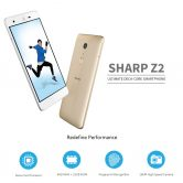 45% OFF SHARP Z2 4G Smartphone 5.5 inches 4+32G,limited offer $104.99 from TOMTOP Technology Co., Ltd