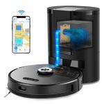 € 534 Proscenic M8 प्रो LDS 8.0 लेजर नेविगेशन स्मार्ट रोबोट वैक्यूम क्लीनर के लिए कूपन के साथ यूरोपीय संघ के गोदाम GEEKMAXI से बुद्धिमान धूल कलेक्टर के साथ