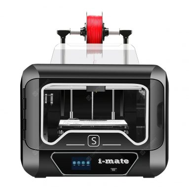 424 € s kupónom pre QIDI TECH i-mates Kompletne zostavená 3D tlačiareň s 3.5-palcovou dotykovou obrazovkou zo skladu EU GER TOMTOP