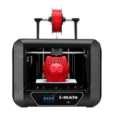 399 dolara s kuponom za QIDI TECHNOLOGY i Mate 3D printer iz EU PL FR / CN / RU skladišta GEARBEST