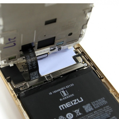 Review ng Meizu MX6 Tear Down