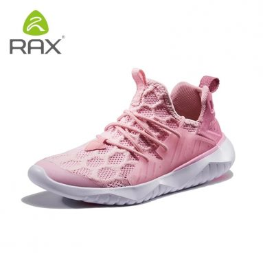 €45 with coupon for RAX Men Sneakers Breathable Utralight Sports Running From Xiaomi Youpin from BANGGOOD