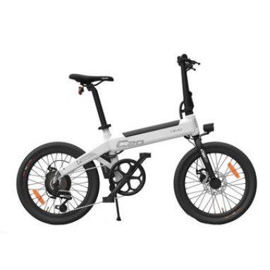 RICH BIT TOP-984 619V 36W 250Ah 10.2 inch折りたたみ電動自転車14-30KM / H最高速度35KMマイレージ範囲モペット電動自転車のクーポン付き70 –ホワイトEU UK WAREHOUSE from BANGGOOD