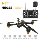 37% OFF Hubsan X4 H501S H501SS 5.8G FPV Drone,limited offer $216.99 from TOMTOP Technology Co., Ltd