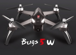 $55 OFF MJX Bugs 5W FPV Drone Presale,free shipping $144(Code:B5GY55) from TOMTOP Technology Co., Ltd