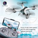 49% OFF Fineco FX-8G 1080P Altitude Hold Drone,limited offer $92.99 from TOMTOP Technology Co., Ltd