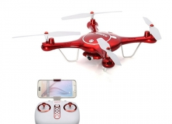 53% OFF + Extra $30 OFF Syma X5UW RC Drone with Planned Flight Track Function from TOMTOP Technology Co., Ltd