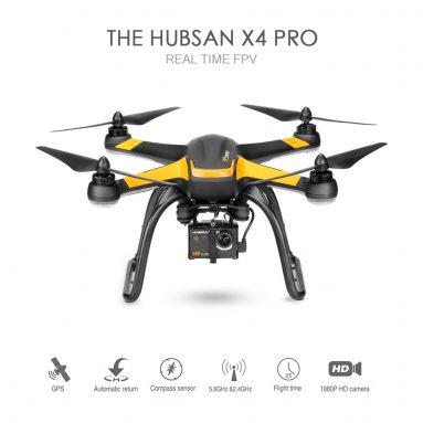 32%OFF Hubsan X4 Pro H109S TOMTOPテクノロジー株式会社のFPVドローン