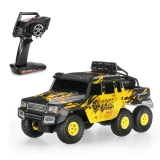 Extra $8.3 OFF Wltoys 18629 1/18 2.4G 6WD RC Crawler $41.69 shipped(Code: TTRM7771) from TOMTOP Technology Co., Ltd