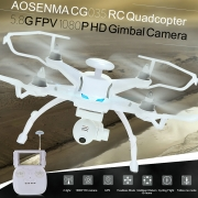 $10 discount for AOSENMA CG035 Quadcopter, free shipping $179.99 (code?TTAOS) from TOMTOP Technology Co., Ltd