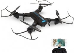 Скидка 4$ на A6 Wifi FPV 2.0MP 720P Wide Angle Camera RC Drone! from Tomtop INT