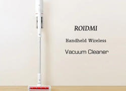 $319 with coupon for ROIDMI Wireless Strong Suction Vacuum Cleaner from GearBest