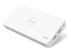 $18 with coupon for ROMOSS Polymos20 20000mAh Power Bank  –  WHITE from GearBest