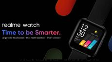 € 31 com cupom para Realme Watch Tela sensível ao toque de 1.4 polegadas IP68 Pulseira à prova d'água Monitor de oxigênio sanguíneo para frequência cardíaca em tempo real 14 modos de esporte Controle de música Relógio inteligente da BANGGOOD
