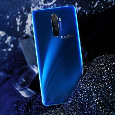 €406 with coupon for Realme X2 Pro Global Version 6.5 inch FHD+ 90Hz Fluid AMOLED Display HDR10+ NFC 4000mah 50W Super VOOC 64MP Quad Cameras 8GB 128GB UFS3.0 Snapdragon 855 Plus Octa Core 4G Smartphone – Neptune Blue from BANGGOOD