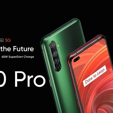 €604 with coupon for Realme X50 Pro 5G EU Version 6.44 inch FHD+ 90Hz Refresh Rate NFC Android 10 65W SuperDart Charge 64MP AI Quad Rear Camera 12GB 256GB Snapdragon 865 Smartphone – Green from BANGGOOD