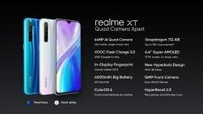 244 € z kuponem na Realme XT 6.4 cala FHD + In-Display Fingerprint 4000 mAh 64MP AI Quad Camera 8 GB RAM 128 GB ROM Snapdragon 712 AIE Octa Core 2.3GHz 4G Smartphone - Pearl White od BANGGOOD