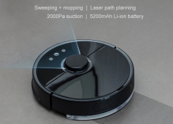 €330 with coupon for Roborock S55 Robot Vacuum Cleaner WIFI APP Control Sweep and Wet Mop Smart Planned Cleaning For Home from BANGGOOD