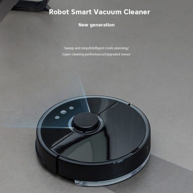 $389 with coupon for NEW Roborock S55 Smart Vacuum Cleaner Intelligent Sensor System Path Planning from GearBest