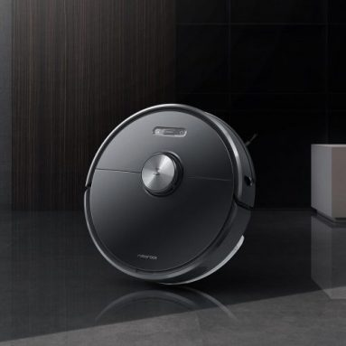 €416 with coupon for [International Version] Roborock S6 Robot Vacuum Cleaner 2000Pa Strong Suction, APP Control, LDS Lidar Scanning and SLAM Algorithm, 5200mAh Battery from Xiaomi Ecological Chain from EU CZ warehouse BANGGOOD
