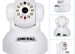 53% OFF OWSOO Wireless WiFi IP Cloud Camera,limited offer $16.99 from TOMTOP Technology Co., Ltd