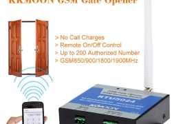 46% OFF + Extra $4 OFF KKMOON GSM Gate Opener(Code: TTS2) from TOMTOP Technology Co., Ltd