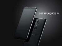 107 € עם קופון ל- SHARP AQUOS V גרסה גלובלית סמארטפון 5.9 אינץ 'FHD + 13MP + 13MP מצלמות אחוריות כפולות אנדרואיד 9.0 Snapdragon 835 Core Octa 4G טלפון סלולרי - שחור 4GB 64GB ממחסן האיחוד האירופי FR GEARBEST