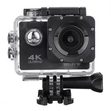 € 14 với phiếu giảm giá cho SJ9000 Wifi 4K 2Inch 1080P Máy quay phim hành động thể thao chống nước Ultra HD từ BANGGOOD
