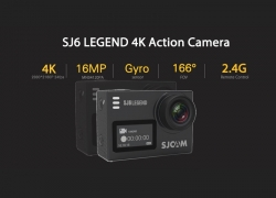 [Spain Stock]$10 off for SJCAM SJ6 Action Camera from Geekbuying