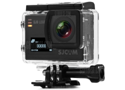 $106 with coupon for Original SJCAM SJ6 LEGEND 4K WiFi Action Camera  –  BLACK EU warehouse from GearBest