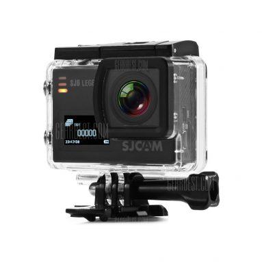 $ 98 z kuponem na oryginalny aparat akcji SJCAM SJ6 LEGEND 4K WiFi - czarny od GearBest