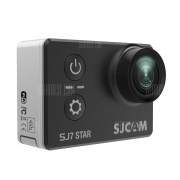 $ 146 con cupón para la cámara SJCAM SJ7 STAR WiFi Action original 4K - BLACK EU warehouse de GearBest